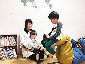 息子と絵本とおとうちゃん